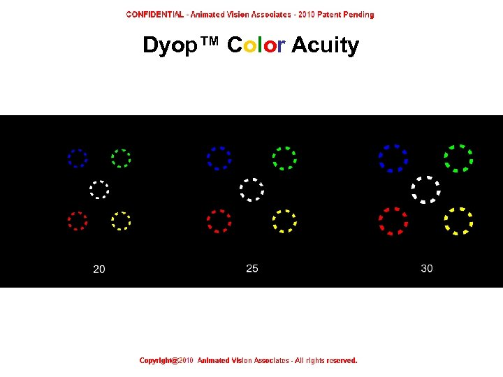 Dyop™ Color Acuity