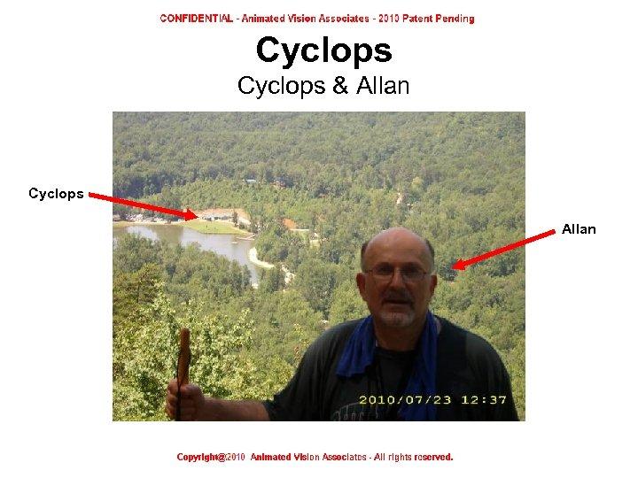 Cyclops & Allan Cyclops Allan
