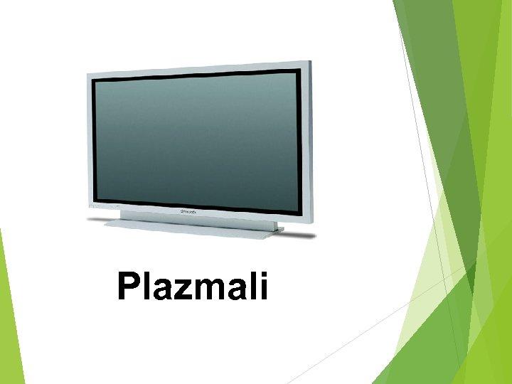 Plazmali