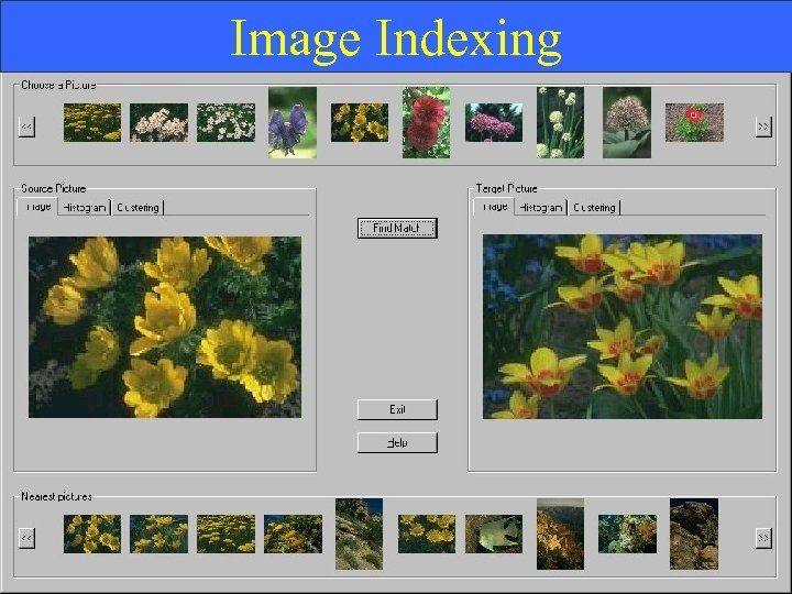 Image Indexing