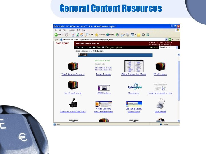 General Content Resources