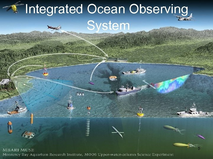 Integrated Ocean Observing System 5