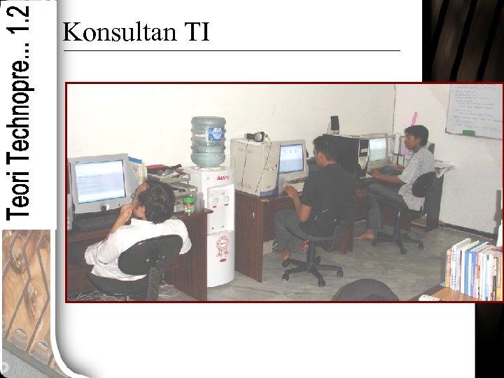 Konsultan TI