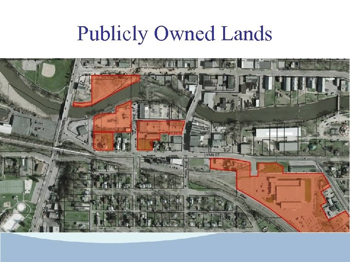 Publicly Owned Lands