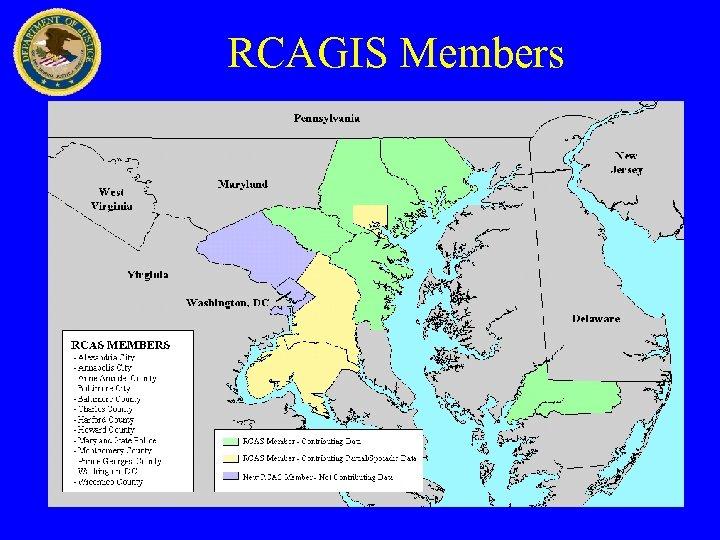 RCAGIS Members