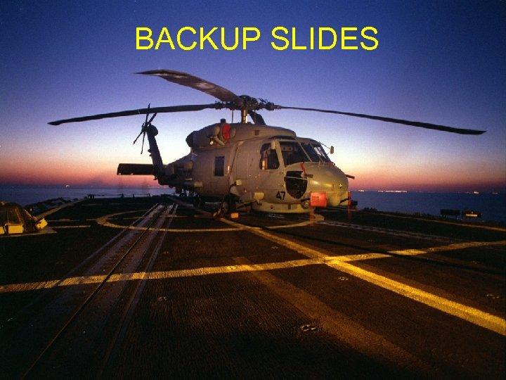 BACKUP SLIDES E: Legacy/PBL/Briefs 27