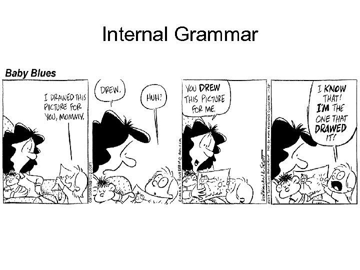 Internal Grammar