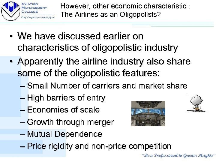 market structure of the airline industry economics essay Cost reduction in the market-based industry is a very important way of being competitive when facing prices decreasing so, reduce total cost is relevant but the influence of each  the revenue and cost structure of an airline is traditionally divided between operating and non-operating issues for some companies, non-operating factors have.