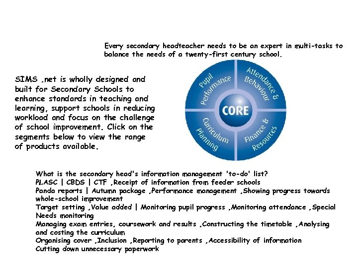 Every secondary headteacher needs to be an expert in multi-tasks to balance the needs