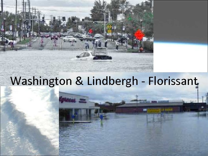 Washington & Lindbergh - Florissant