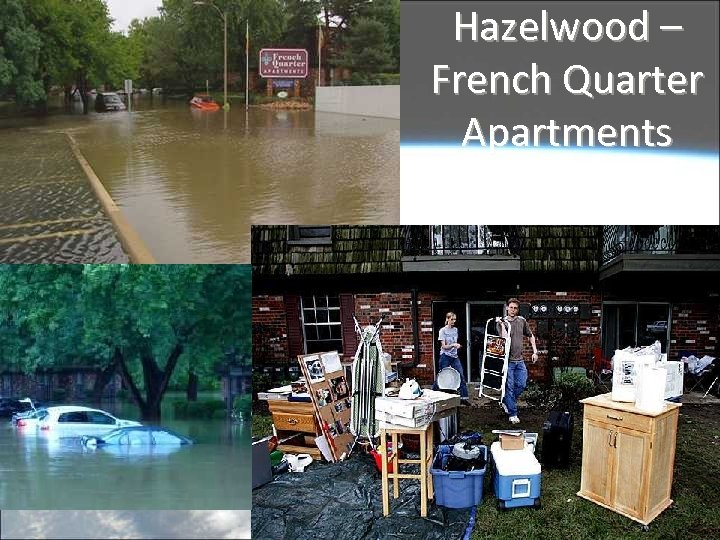 Hazelwood – French Quarter Apartments