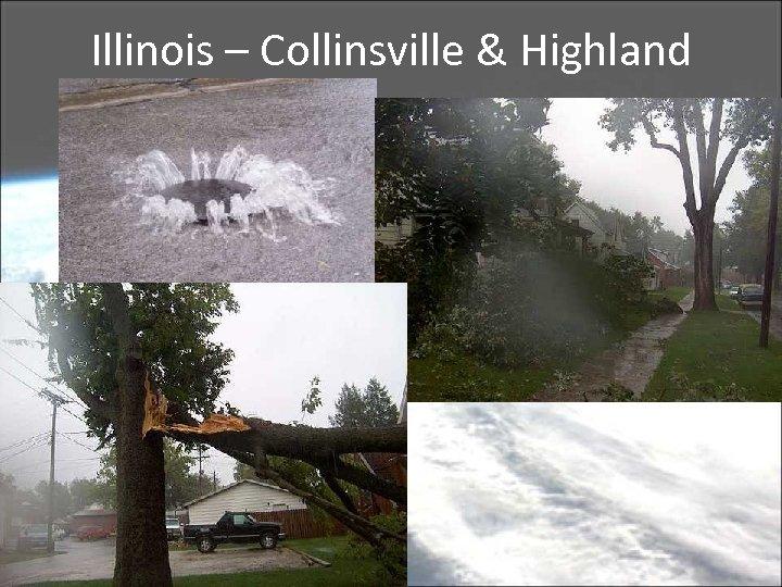 Illinois – Collinsville & Highland