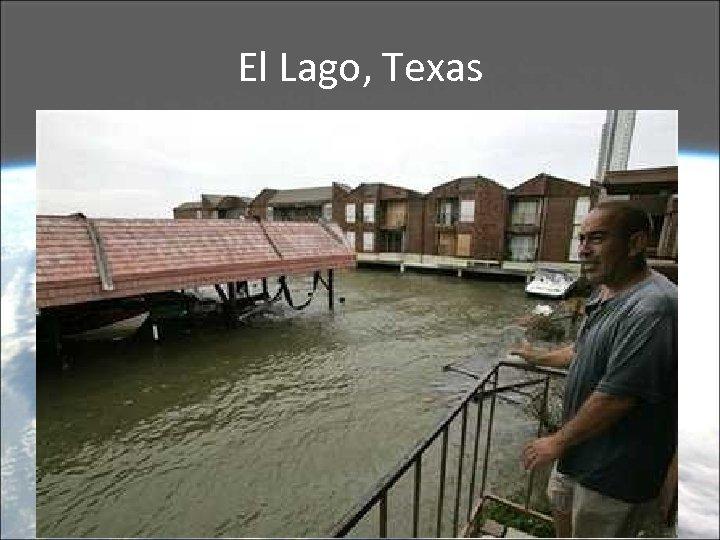 El Lago, Texas