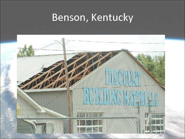 Benson, Kentucky