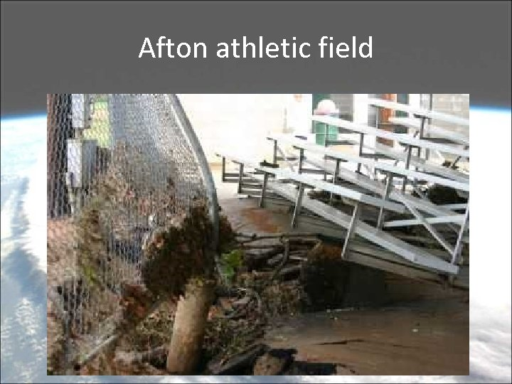 Afton athletic field