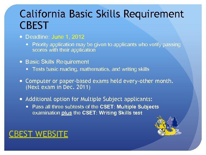 University of California — Santa Cruz Master of