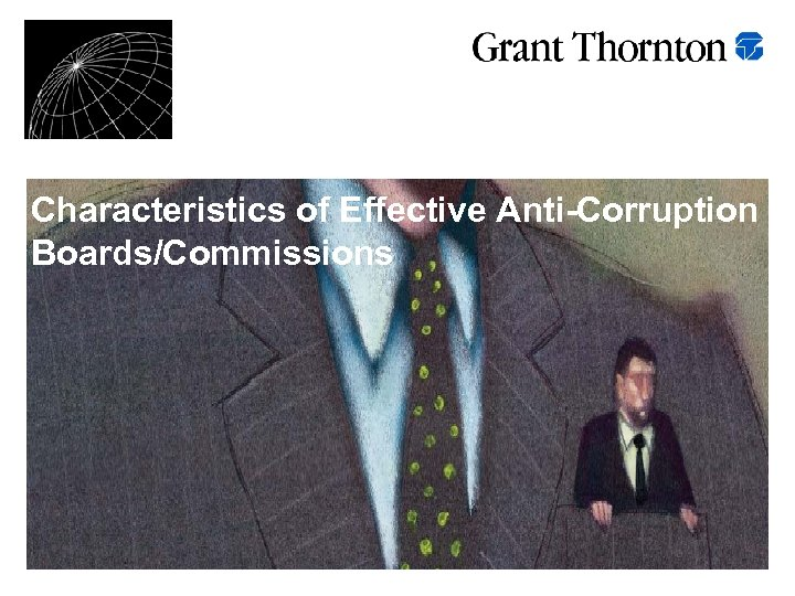 Characteristics of Effective Anti-Corruption Boards/Commissions