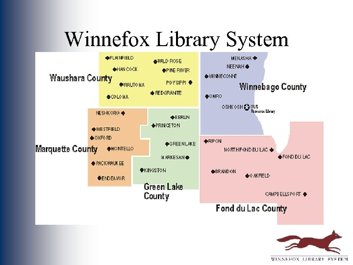 Winnefox Library System