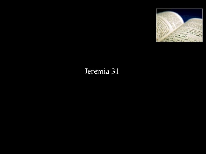 Jeremia 31