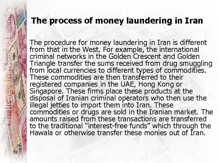 the history and the three stages of money laundering 2017-3-24 money laundering 1 three stages in the money laundering cycle give an example of the first stage of money laundering 1 individual accountability what does the yates memo say 1 electronic transfers of money what are some indicators of money laundering using electronic transfers.