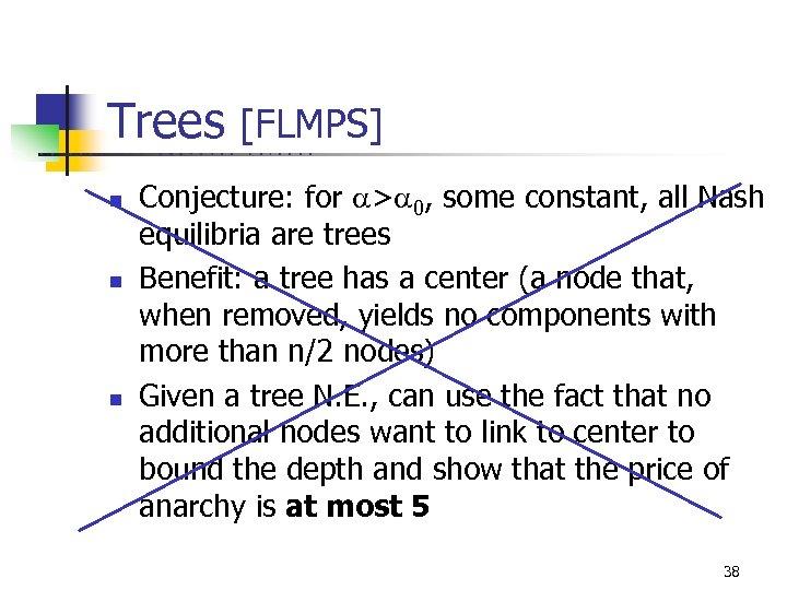 Trees [FLMPS] U C B E R K E L n n n E