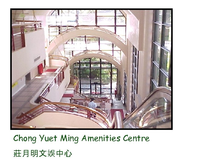 Chong Yuet Ming Amenities Centre 莊月明文娛中心