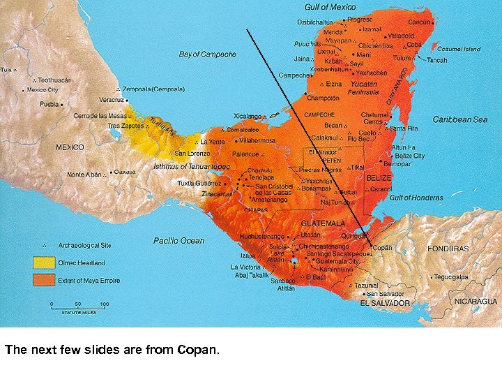 The next few slides are from Copan.