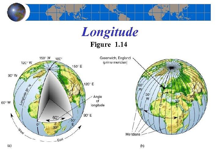 Longitude Figure 1. 14