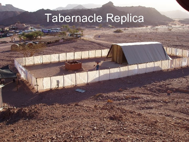 Tabernacle Replica