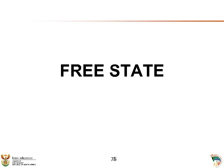 FREE STATE 78