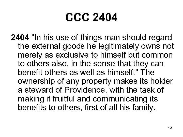 CCC 2404