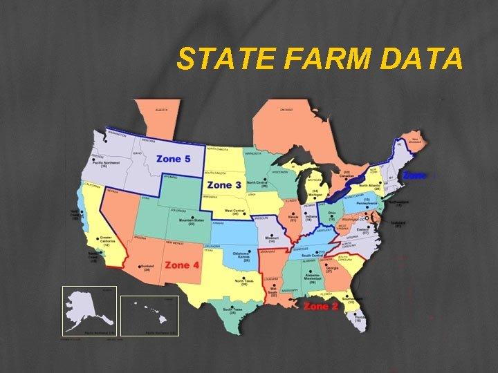 STATE FARM DATA