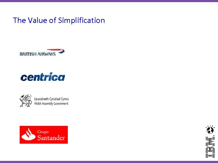 The Value of Simplification