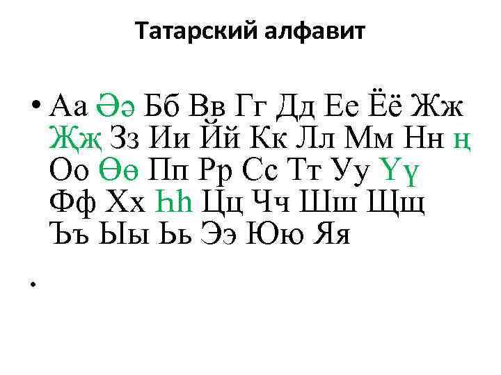 обязано татарский алфавит с картинками отличное место для