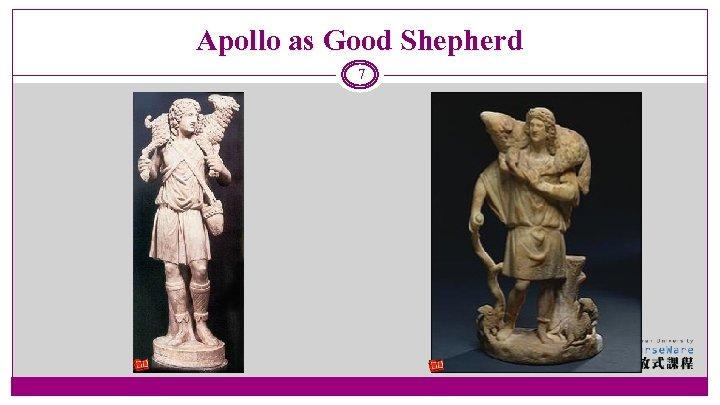 Apollo as Good Shepherd 7