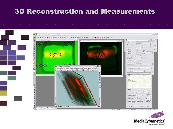 3 D Reconstruction and Measurements