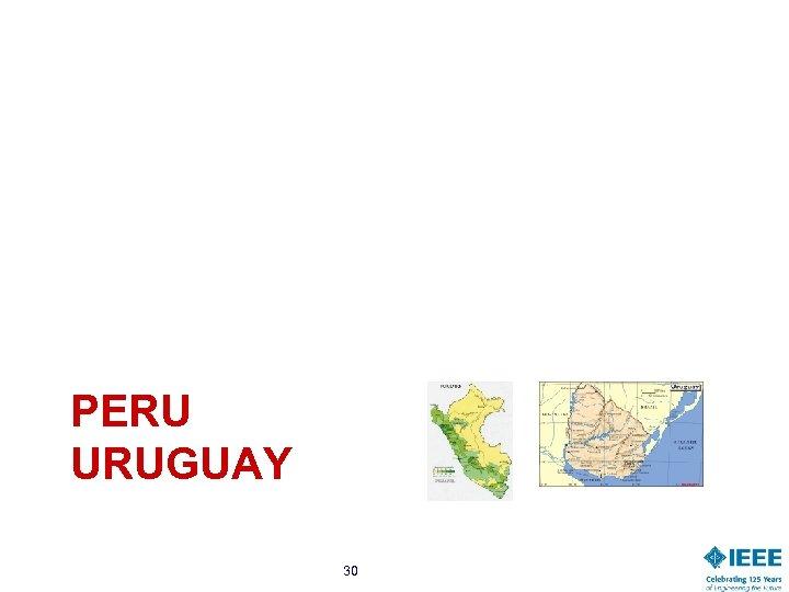 PERU URUGUAY 30