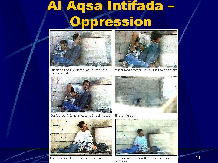 Al Aqsa Intifada – Oppression 14