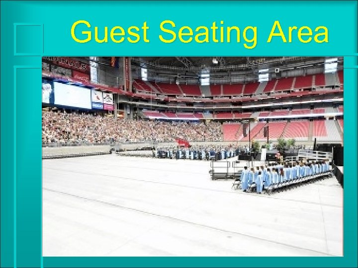 Guest Seating Area