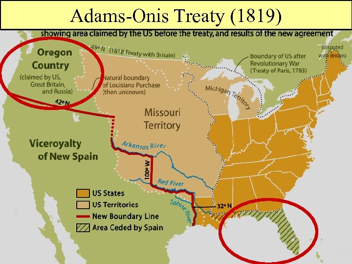 Adams-Onis Treaty (1819)