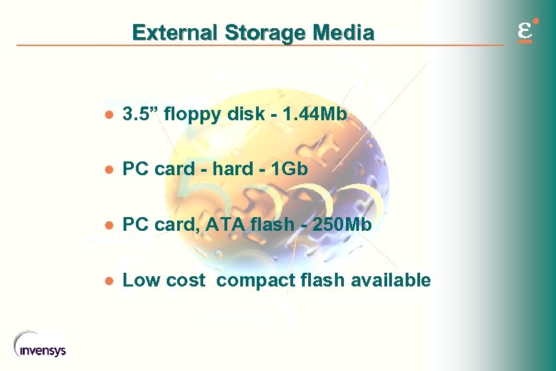 "External Storage Media l 3. 5"" floppy disk - 1. 44 Mb l PC"