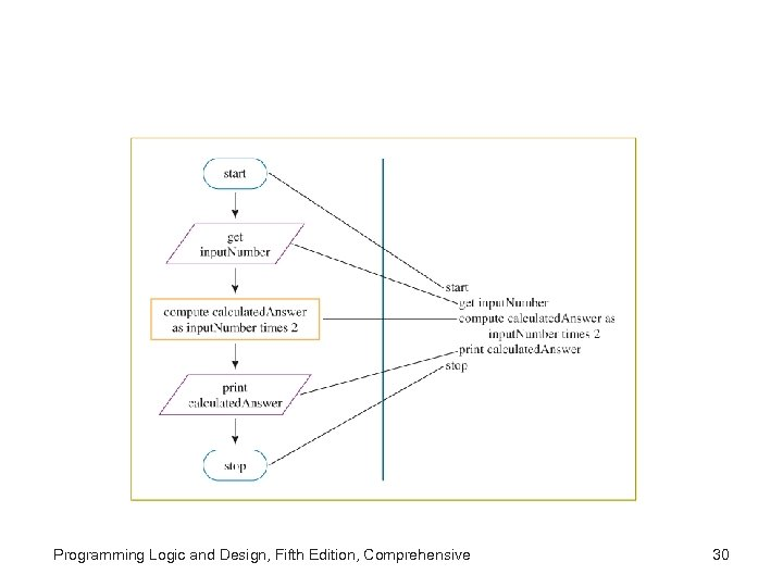Programming Logic and Design, Fifth Edition, Comprehensive 30