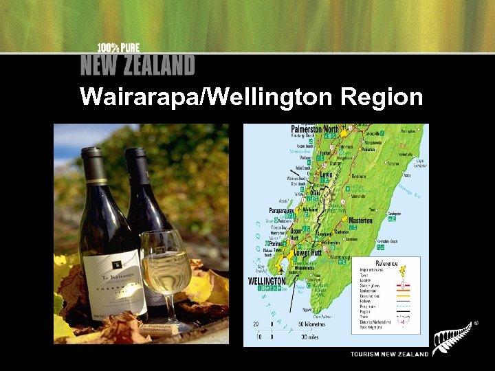 Wairarapa/Wellington Region