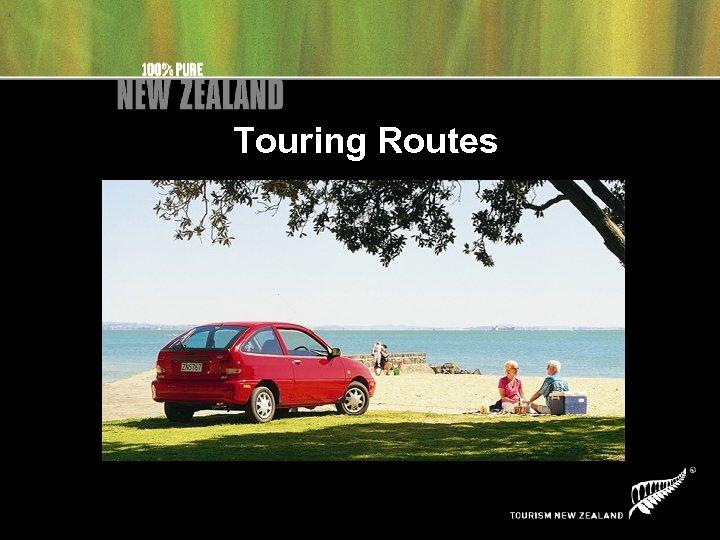 Touring Routes