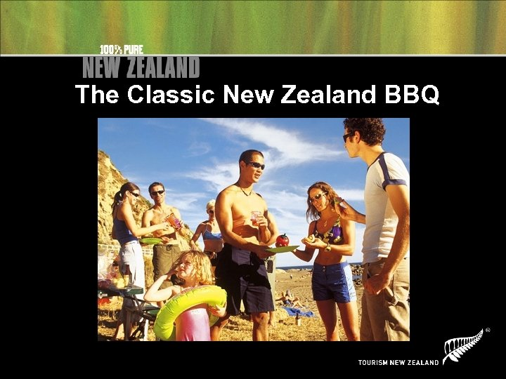 The Classic New Zealand BBQ