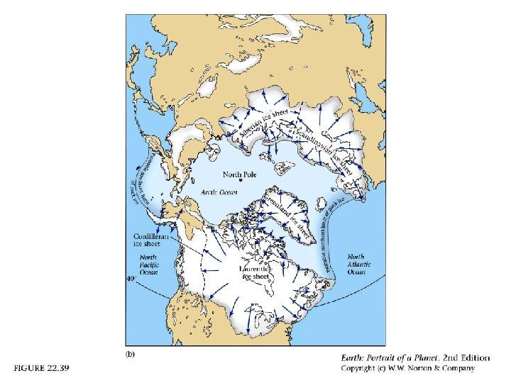 Pleistocene ice sheets (North)