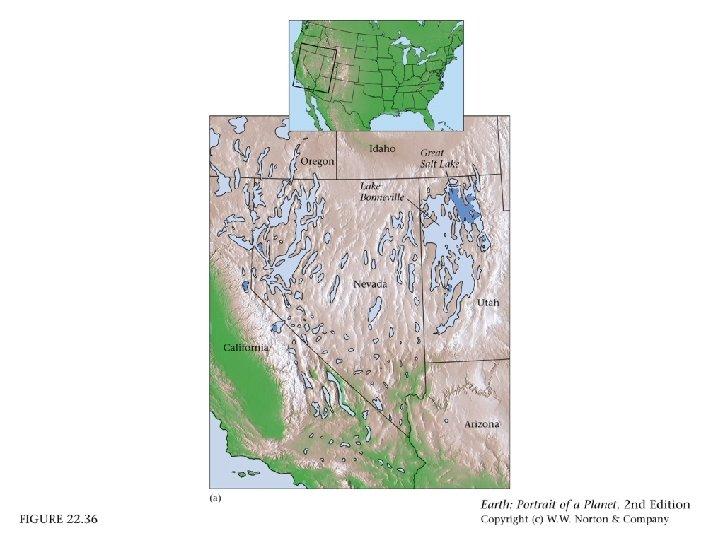 Pleistocene lakes (western US)