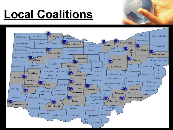 Local Coalitions