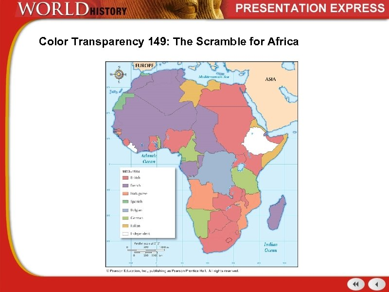 Color Transparency 149: The Scramble for Africa