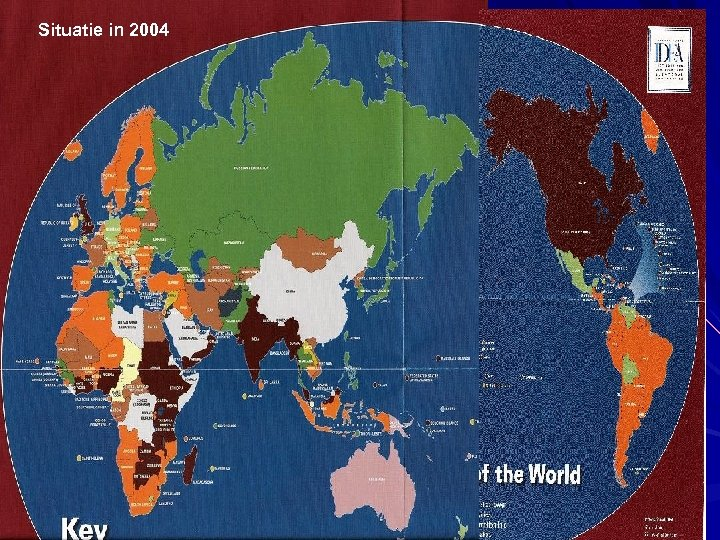 Situatie in 2004 (C) Prof. dr. Stefaan Fiers - KULeuven 2013 -2014 43